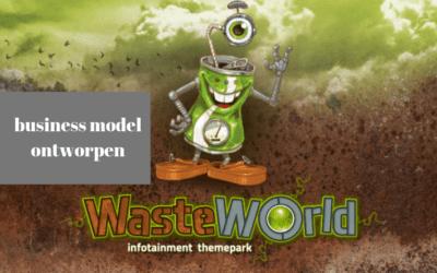 Stichting Waste World een feit