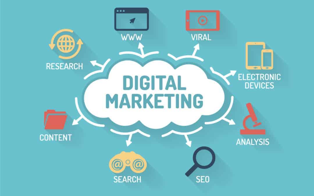 Digitale marketing gaat over het verbinden met jouw doelgroep, op de juiste plaats en op het juiste moment