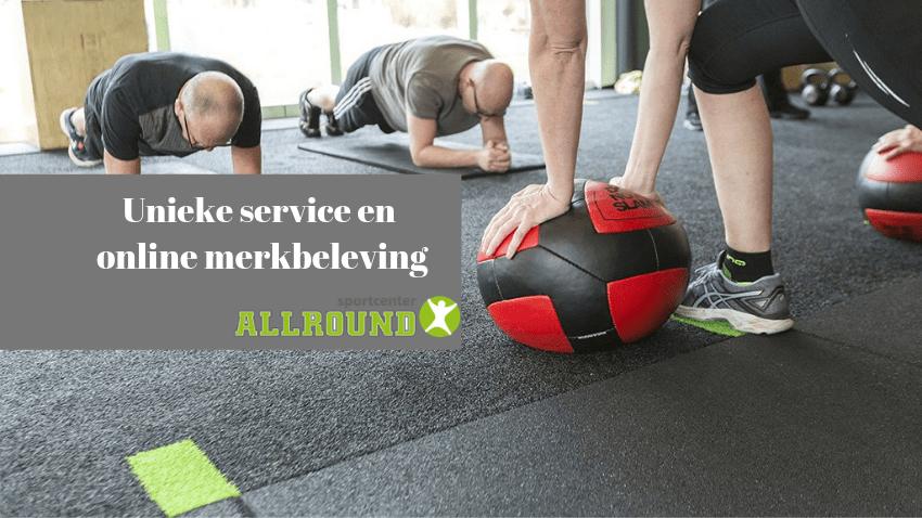 leden engagementprogramma voor de fitness branche